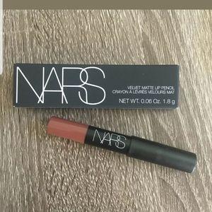 NARS Velvet Matte Lip Pencil Lipstick Dance Fever